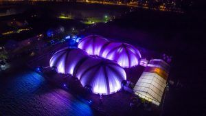Large Inflatable Structures
