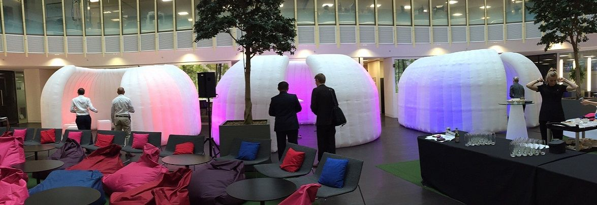 Indoor Inflatable Structures