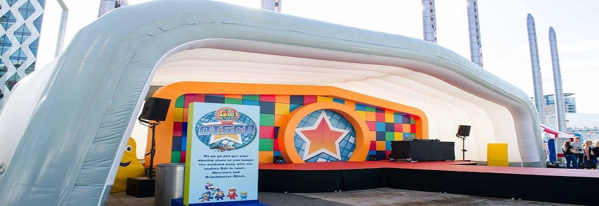 Inflatable Structures For Sale
