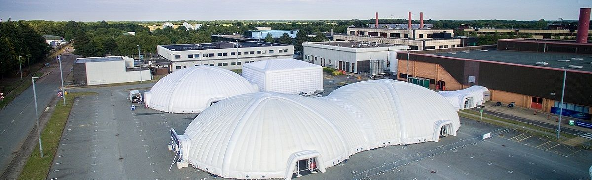 Inflatable Event Structures