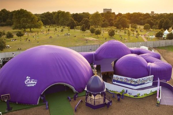 Branding & Bespoke | Evolution Dome | Inflatable Event Domes | Award Winning