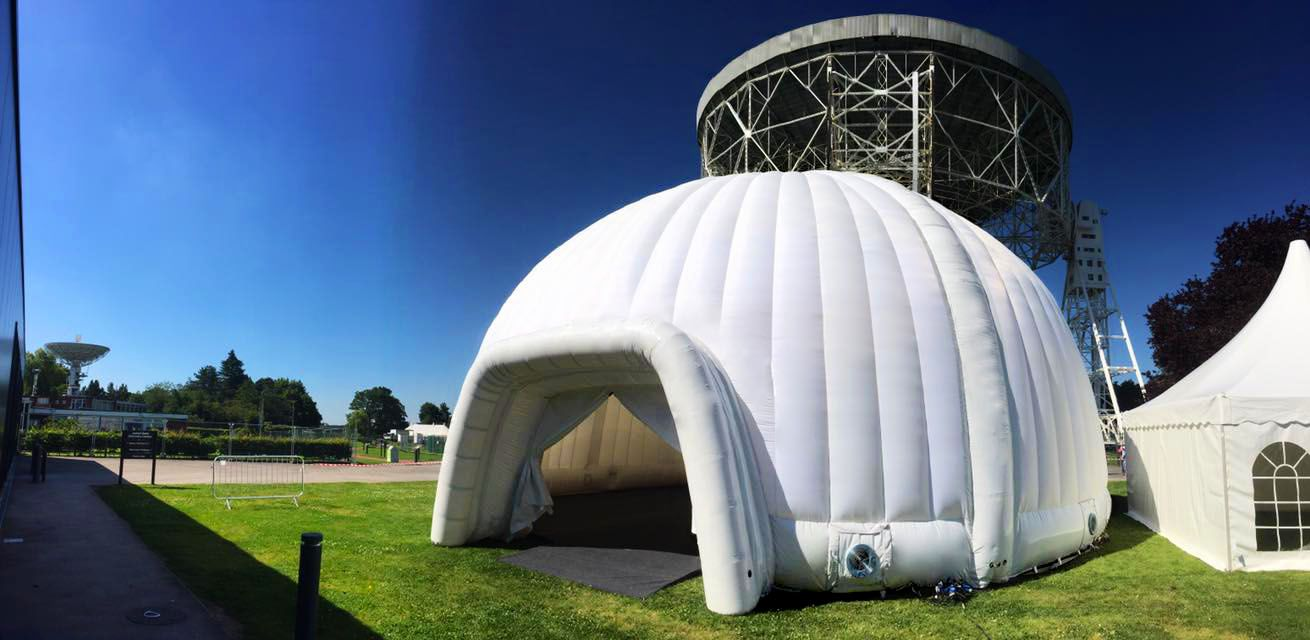 Evolution Dome - News