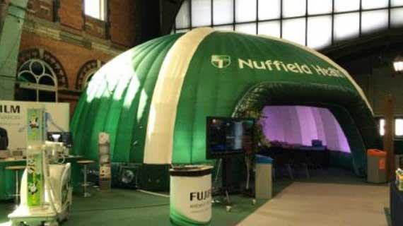 branded-inflatable-structure