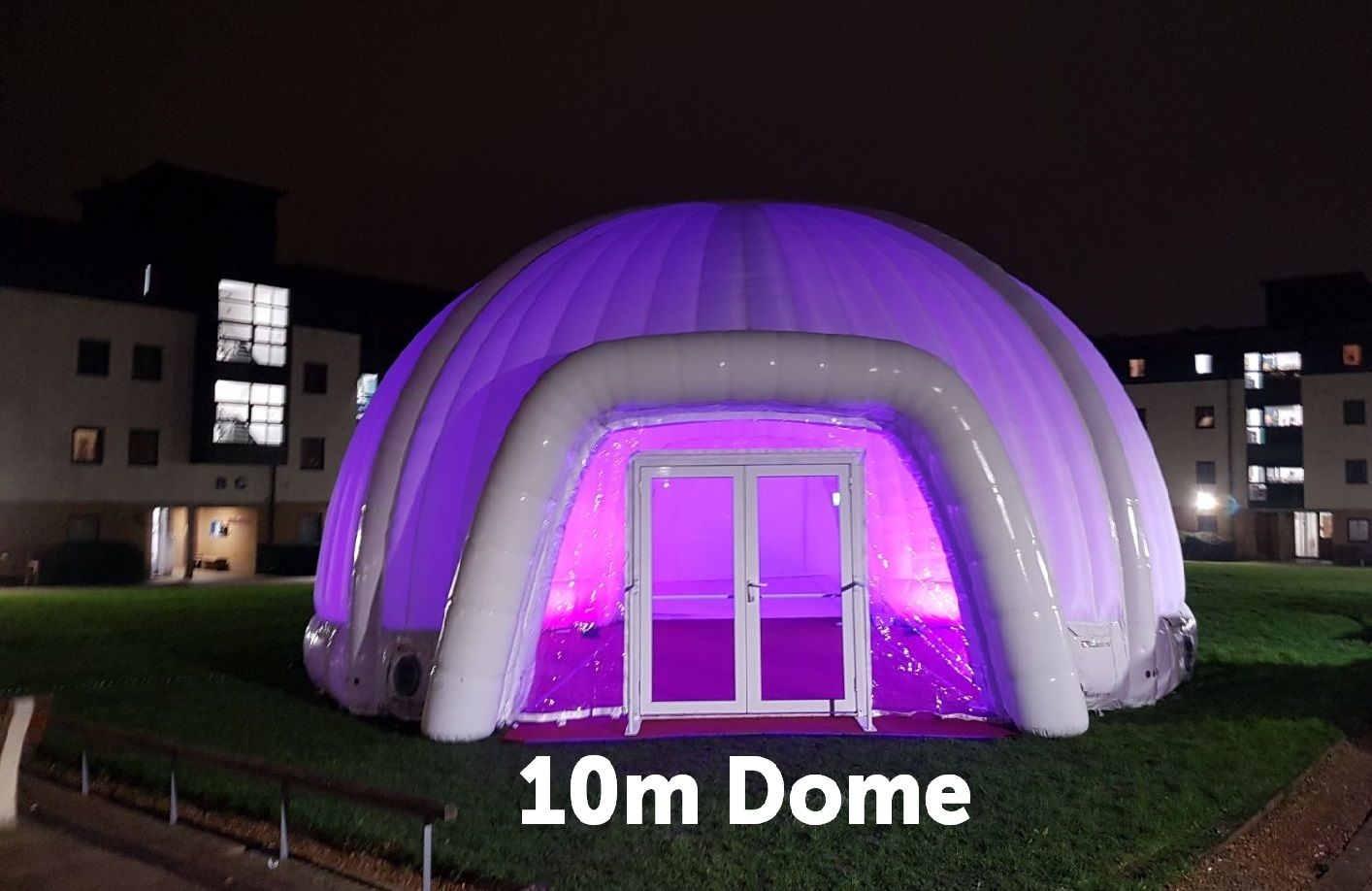 Evolution Dome - News